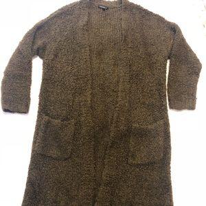 Topshop Long sweater